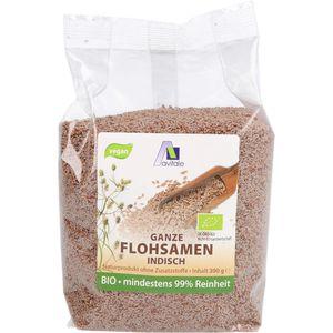 FLOHSAMEN INDISCH ganz Bio