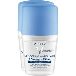 VICHY DEO Roll-on Mineral DP