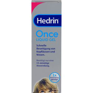 HEDRIN Once Liquid Gel