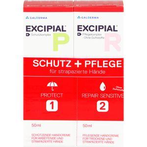 EXCIPIAL Hände Bündel Protect & Repair Sensitive