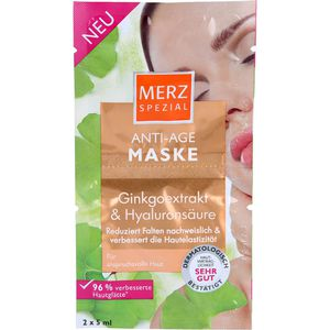 MERZ Spezial Beauty Institute Anti-Age Maske