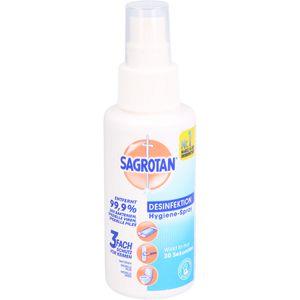 SAGROTAN Desinfektionsmittel Hygiene Pumpspray