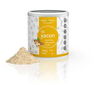 YACON 100% Bio pur natürliche Süße Pulver