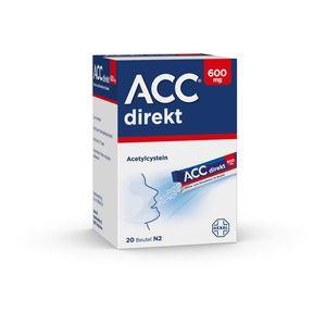 ACC direkt 600 mg Pulver zum Einnehmen im Beutel