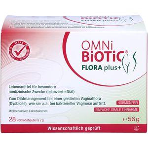 OMNI BiOTiC Flora plus+ Beutel