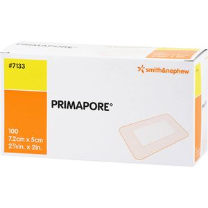 PRIMAPORE 5x7,2 cm Wundverband steril