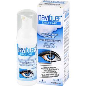 NAVIBLEF DAILY CARE Augenlidschaum