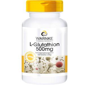 L-GLUTATHION 500 mg Tabletten