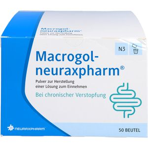 MACROGOL-neuraxpharm Plv.z.Her.e.Lsg.z.Einnehmen
