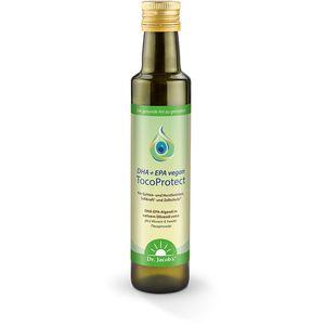 DHA+EPA vegan TocoProtect Dr.Jacob's flüssig