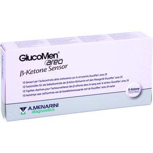 GLUCOMEN areo 2K ß-Ketone Sensor Teststreifen