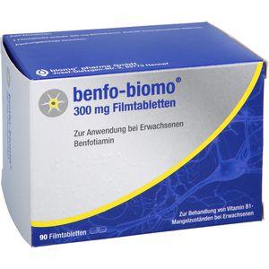 BENFO-biomo 300 mg Filmtabletten