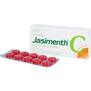 JASIMENTH C Lutschpastillen
