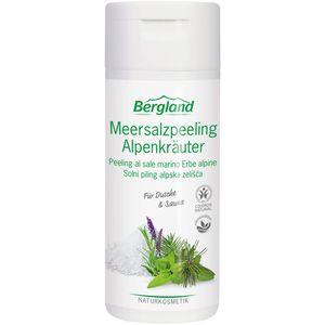 MEERSALZPEELING Alpenkräuter