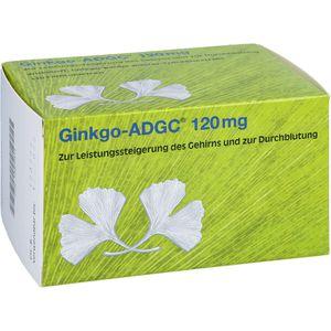 GINKGO ADGC 120 mg Filmtabletten