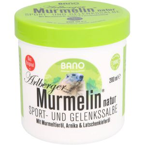 MURMELIN Arlberger Murmeltiersalbe