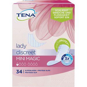 TENA LADY Discreet Einlagen mini magic