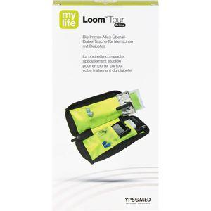 MYLIFE Loom Tour Prima Diabetiker-Tasche