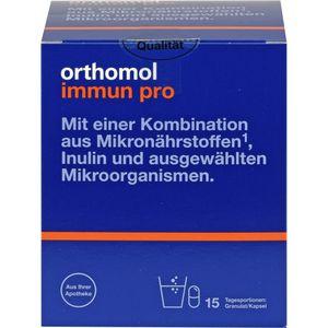 ORTHOMOL Immun pro Granulat/Kapsel