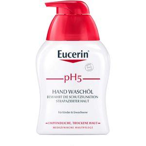 EUCERIN pH5 Hand Wasch Öl empfindliche Haut
