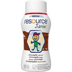 RESOURCE Junior Schokoladen-Geschmack flüssig