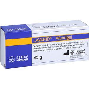 LAVANID Wundgel mit 0,04% Polihexanid