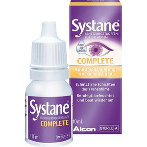 SYSTANE COMPLETE Benetzungstropfen für die Augen
