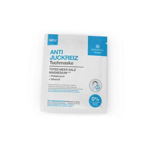 DERMASEL Therapie Tuchmaske Anti-Juckreiz