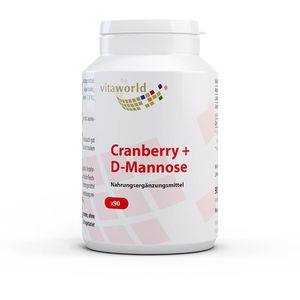CRANBERRY+D-MANNOSE Kapseln