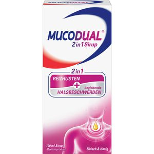 MUCODUAL 2in1 Sirup