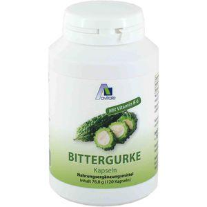 BITTERGURKE 500 mg 10:1 Extrakt Kapseln