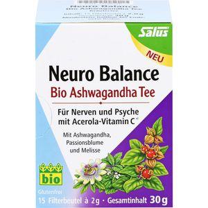 NEURO BALANCE Bio Ashwagandha Tee Salus Filterbtl.