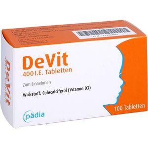 DEVIT 400 I.E. Tabletten