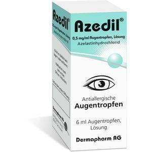 AZEDIL 0,5 mg/ml Augentropfen Lösung