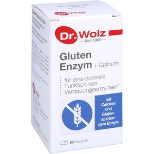 GLUTEN Enzym Kapseln