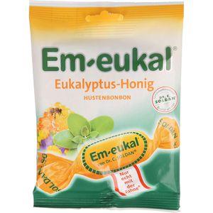 EM EUKAL Bonbons Eukalyptus-Honig zuckerhaltig