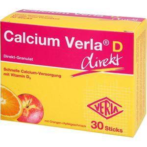 CALCIUM VERLA D direkt Granulat