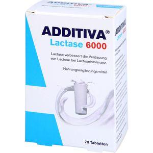 ADDITIVA Lactase 6000 Tabletten