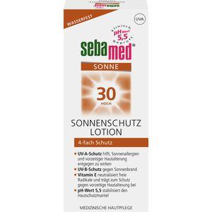 SEBAMED Sonnenschutz Lotion LSF 30