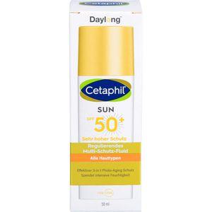 CETAPHIL Sun Daylong SPF 50+ reg.MS-Fluid Gesicht