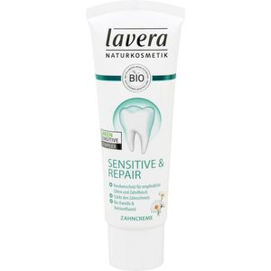 LAVERA Zahncreme Sensitive & Repair m.Fluorid dt
