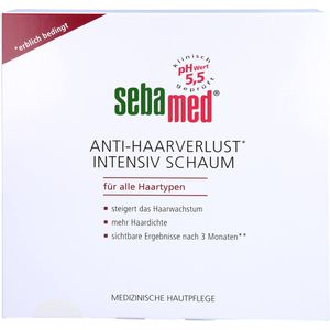 SEBAMED Anti-Haarverlust Intensiv Schaum