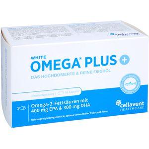 WHITE OMEGA Original Omega-3-Fettsäuren Weichkaps.