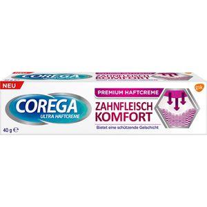 COREGA Zahnfleisch Komfort Premium Haftcreme