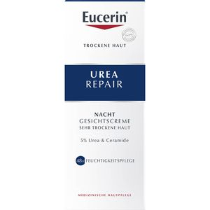 EUCERIN UreaRepair Gesichtscreme 5% Nacht