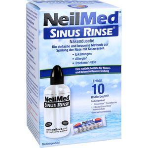 NEILMED Sinus Rinse Nas.du.+Nas.Sp.Salz 10 DosBtl