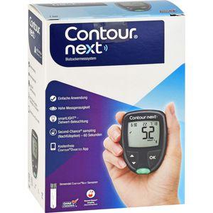 CONTOUR Next NEU Set Blutzuckermessgerät mmol/l