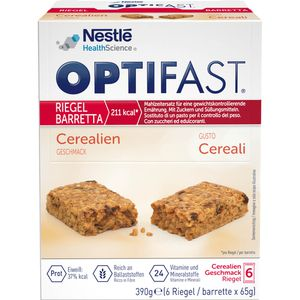 OPTIFAST Riegel Cerealien