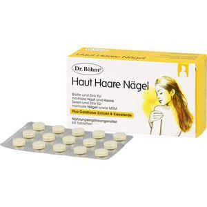 DR.BÖHM Haut Haare Nägel Tabletten