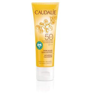 CAUDALIE Anti-Falten Sonnencreme Gesicht SPF 50